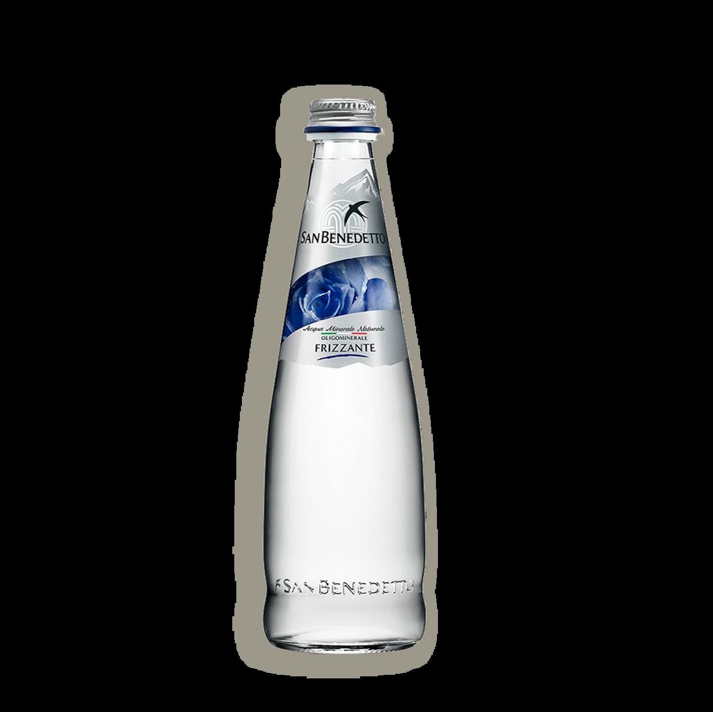 Agua Mineral Con Gas San Benedetto 50cl