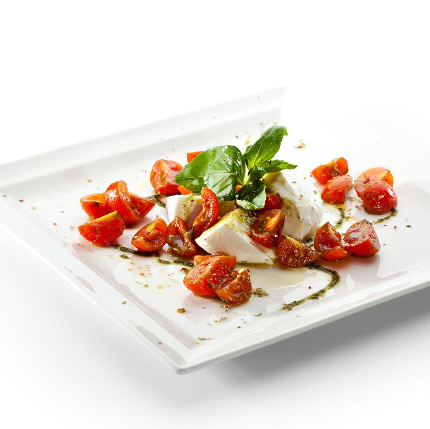 "receta de Mozzarella Mixta ""Bufalella"""
