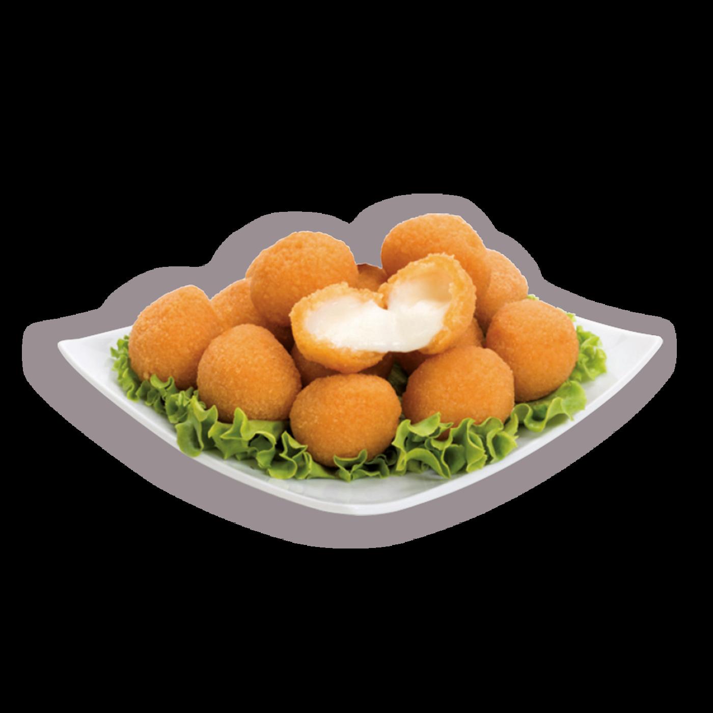 Mozzarelline panate prefritte