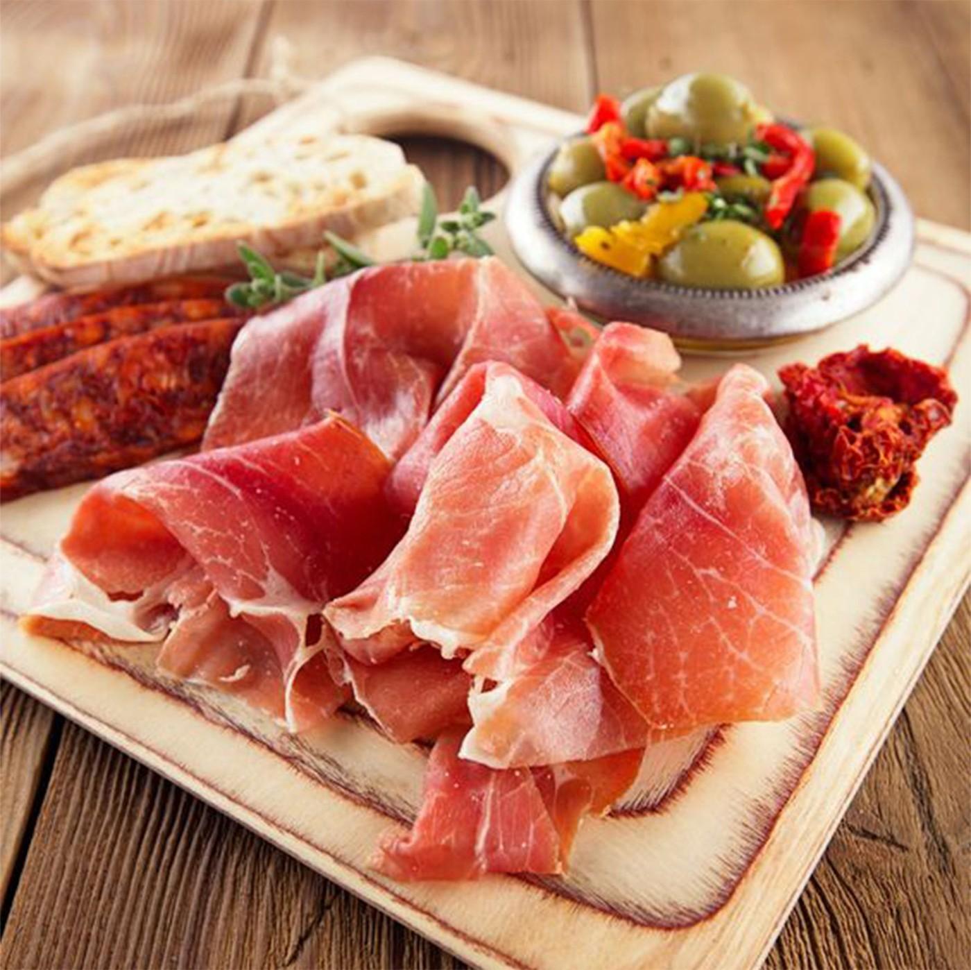 receta de Jamón De Parma De 18 Meses Sin Hueso