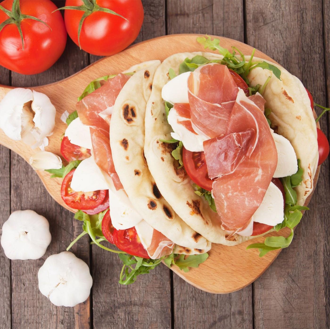 receta de Jamón De Parma De 24 Meses Sin Hueso