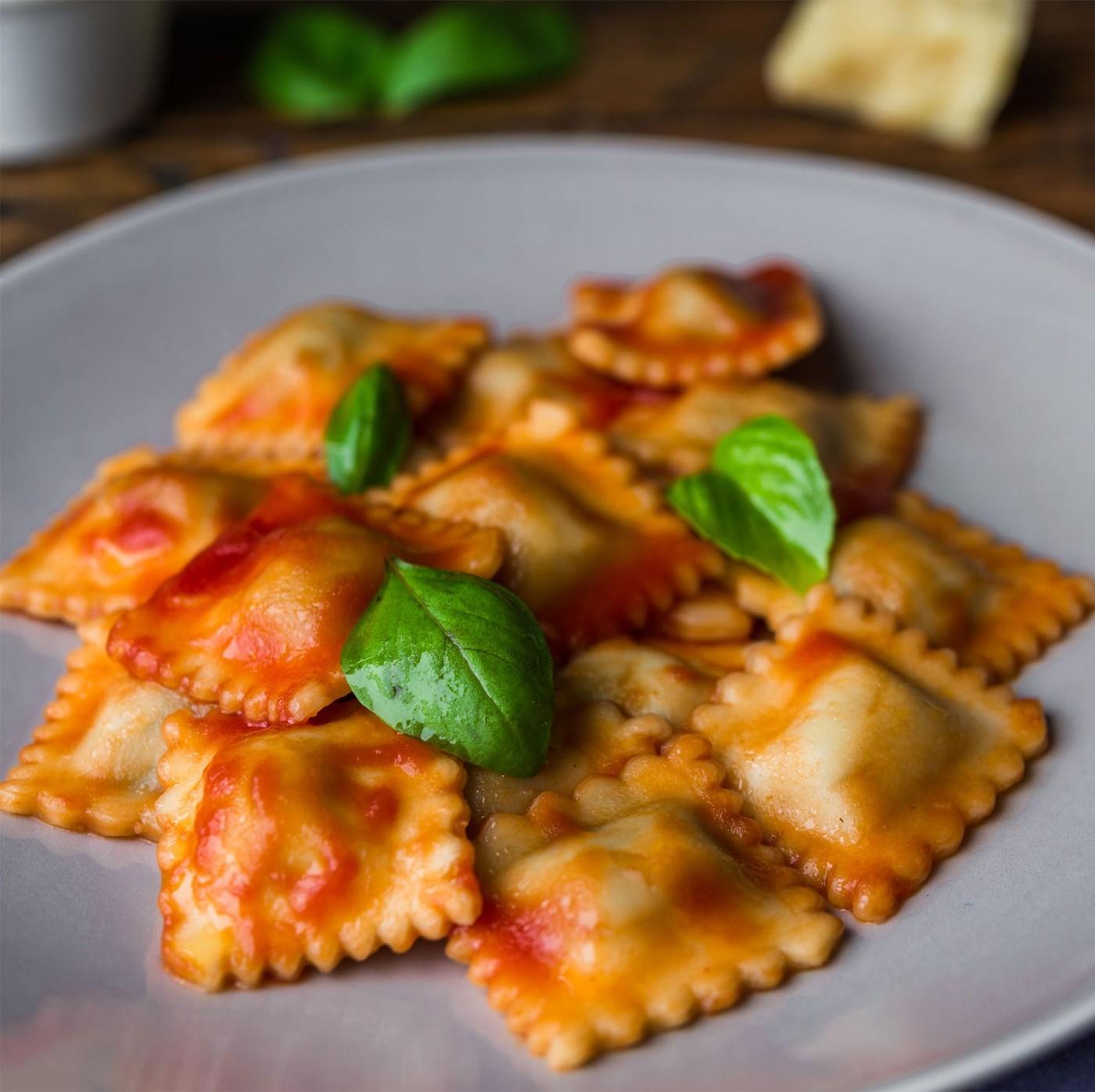 receta de Raviolis De Ricotta Y Espinacas Sin Gluten