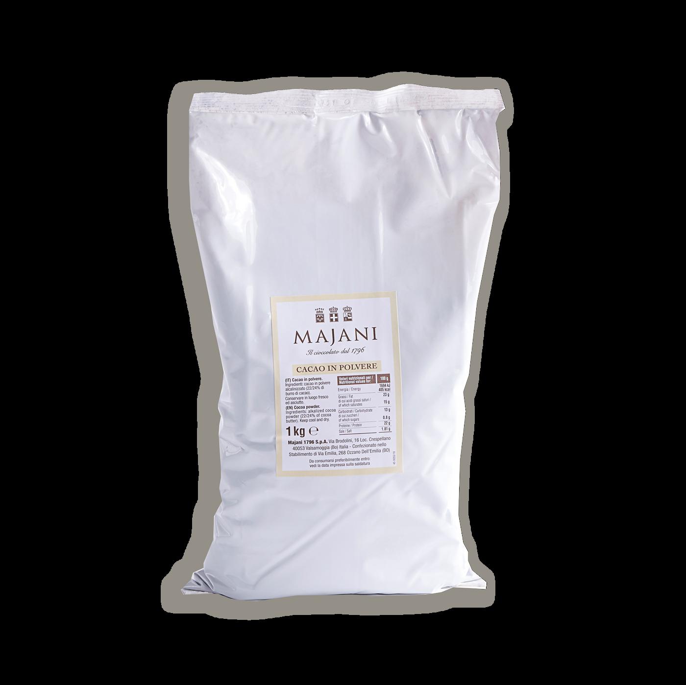 Cacao Amargo En Polvo (22/24%)