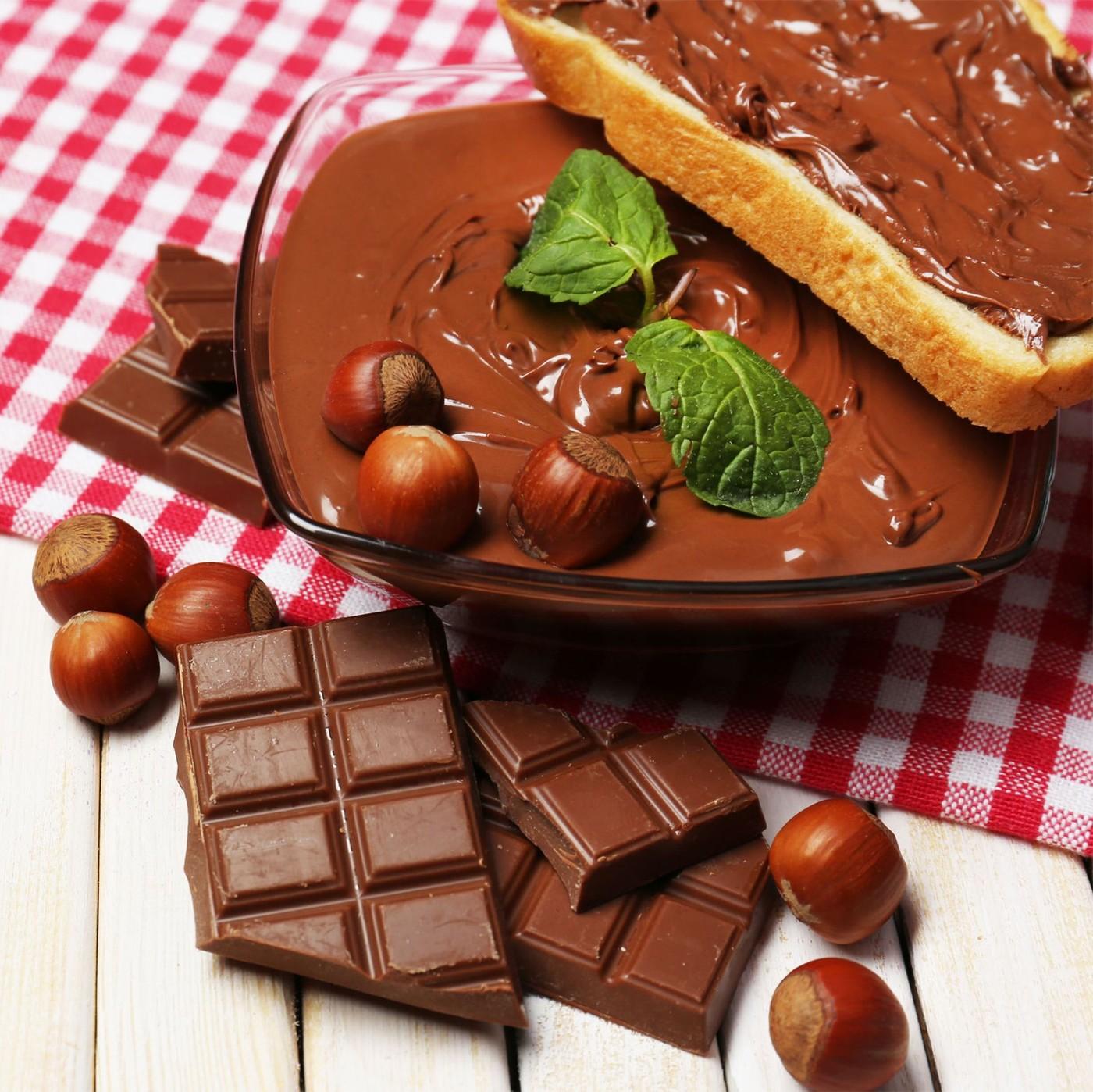 receta de Nutella