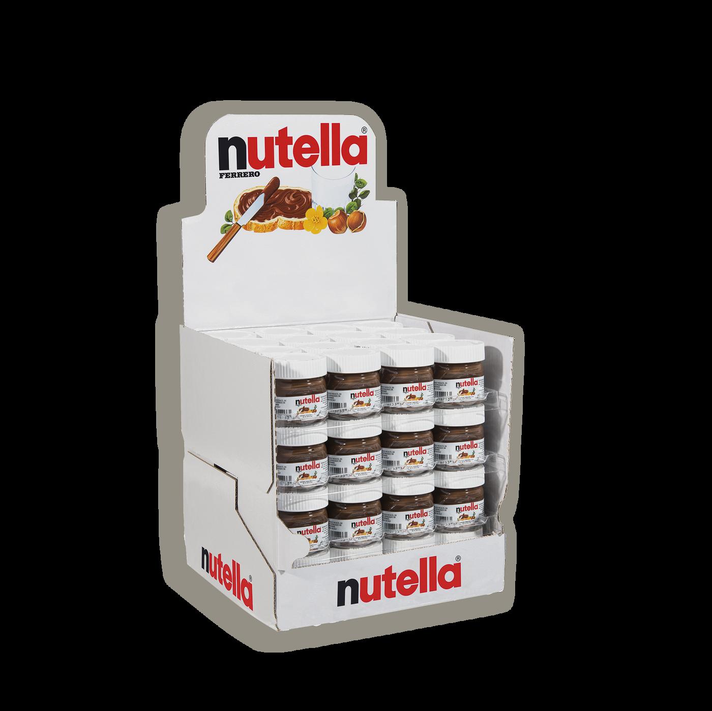 Nutella Monodosis