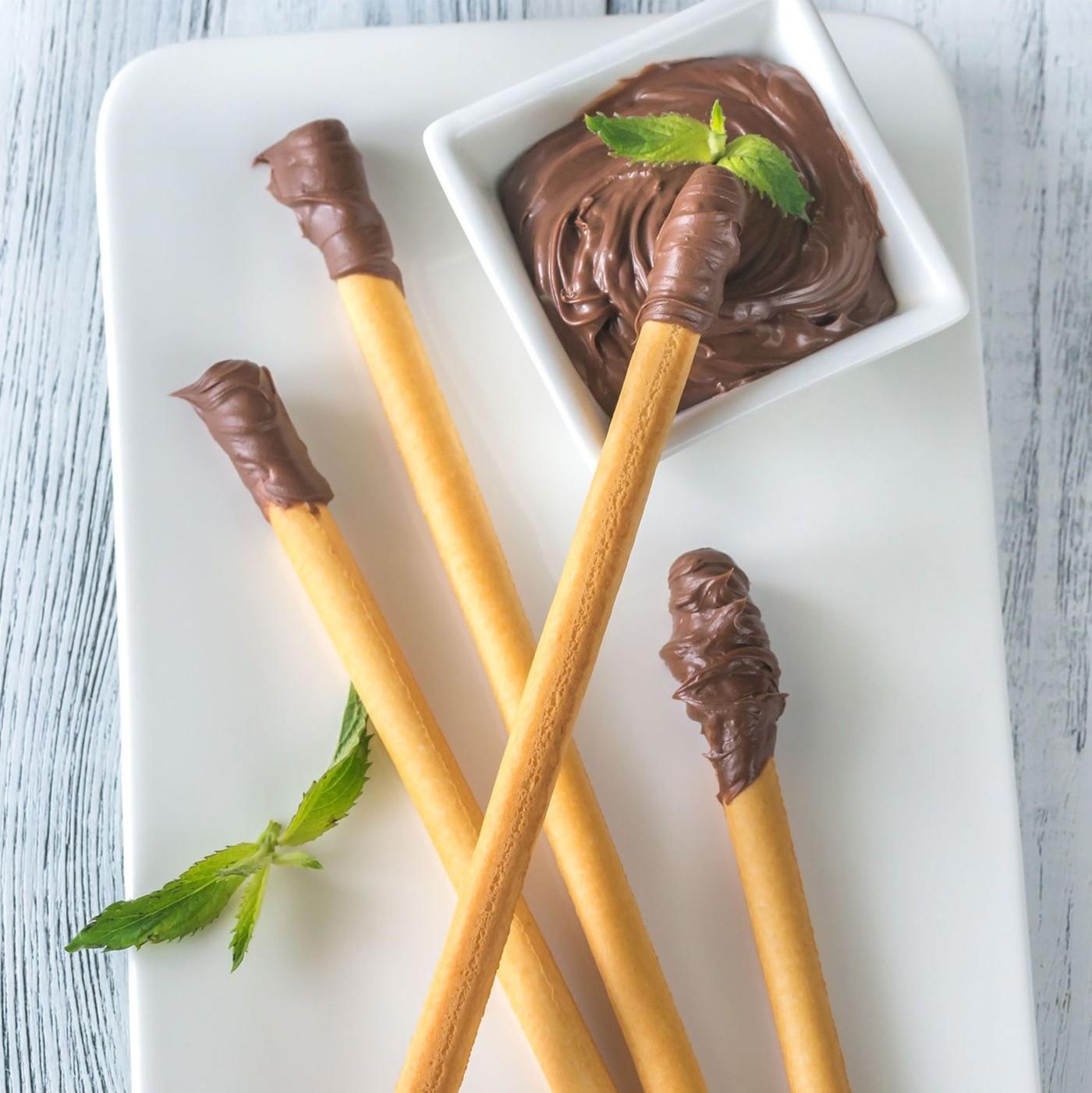 receta de Nutella & Go