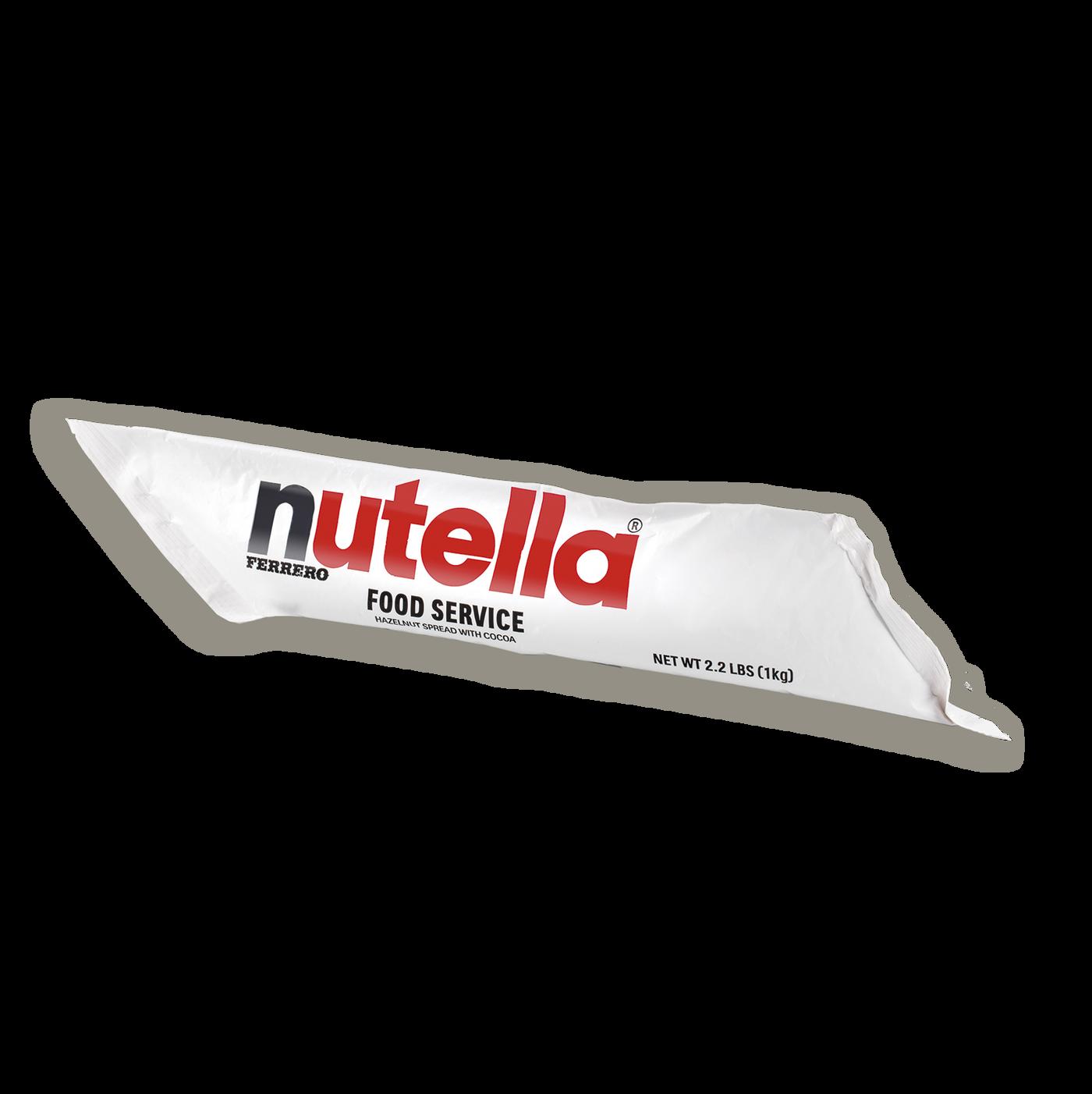 Nutella Manga Pastelera