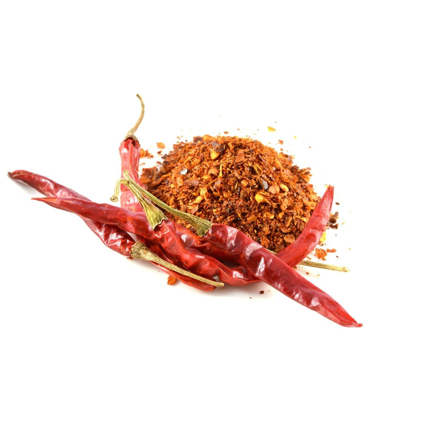 receta de Cayena en rama
