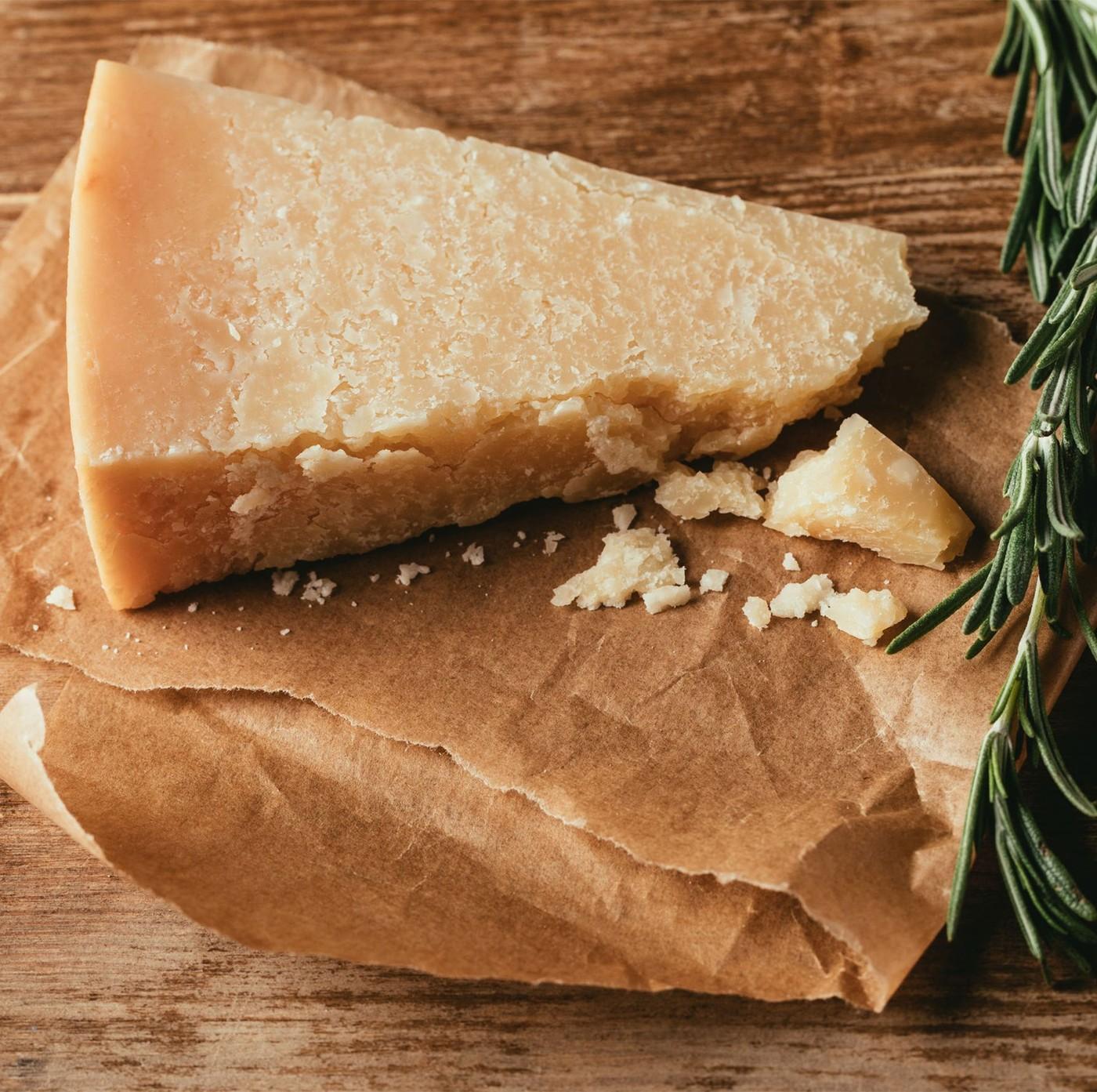 receta de Parmigiano Reggiano Dop De 24 Meses