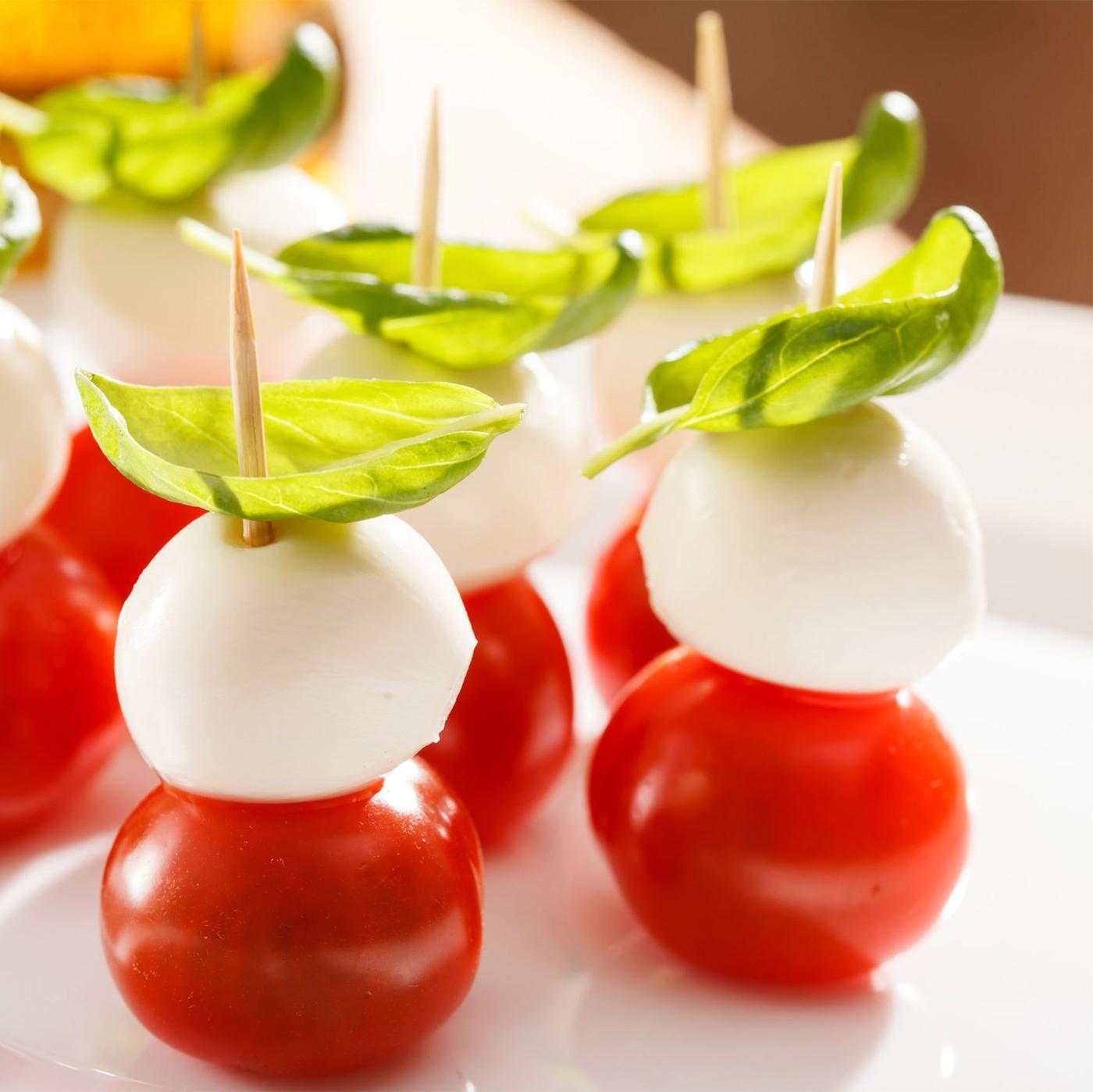 receta de Olivette - Mozzarella Fior Di Latte
