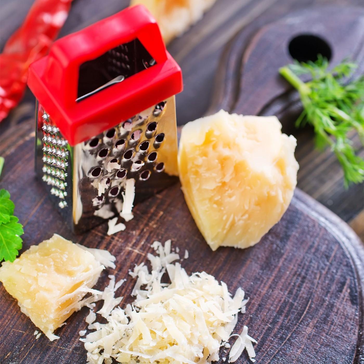 receta de Parmigiano Reggiano 22/23 Mesi 1/2 Forma