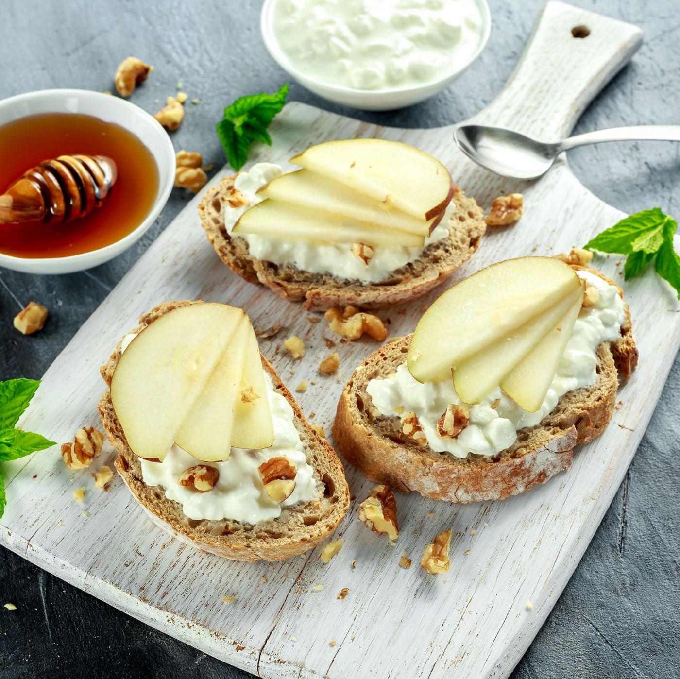 "receta de Crema de queso ""quescrem"" rulo de cabra"