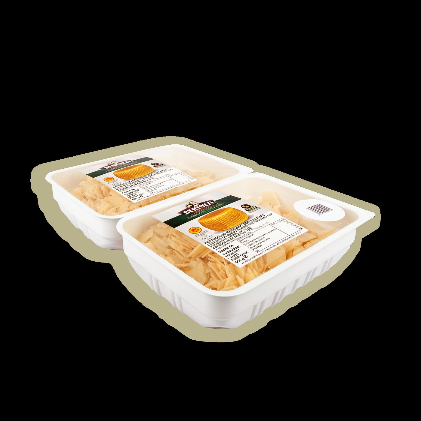 """""""Petali"""" De Parmigiano Reggiano Dop"""