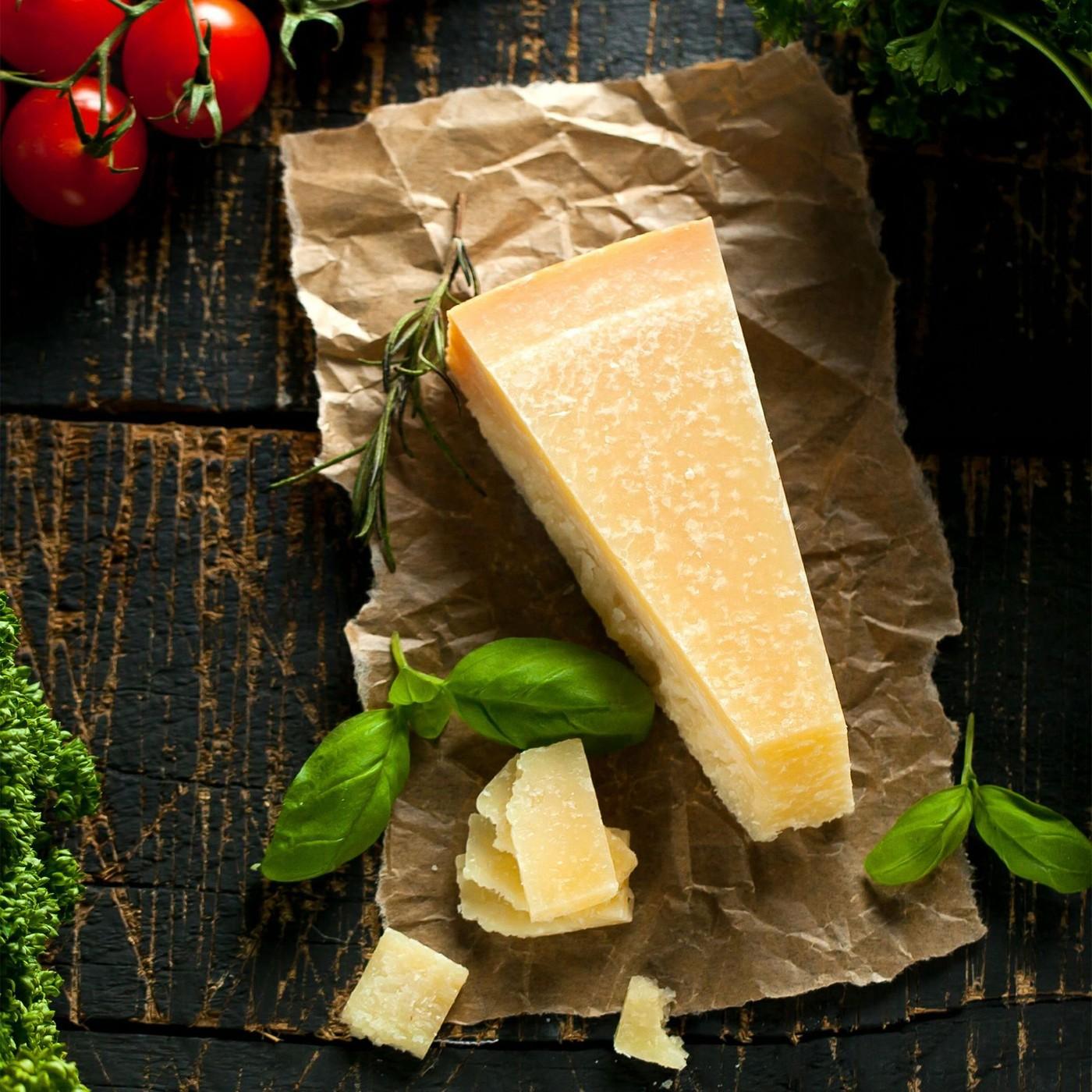 receta de Parmigiano Reggiano Dop 30 Meses