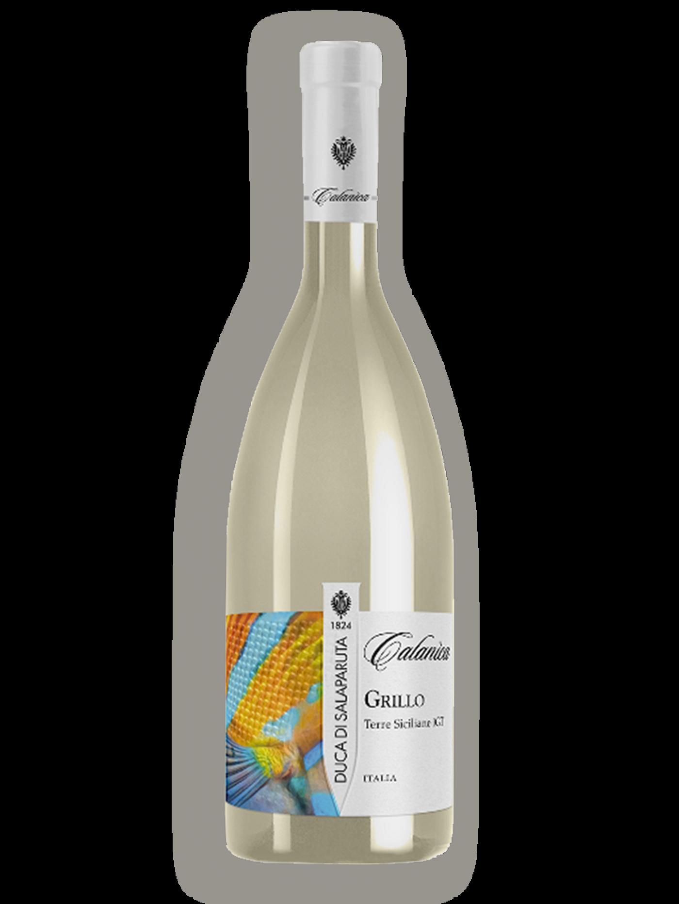 Calanica Bianco I.G.T. Terre Siciliane