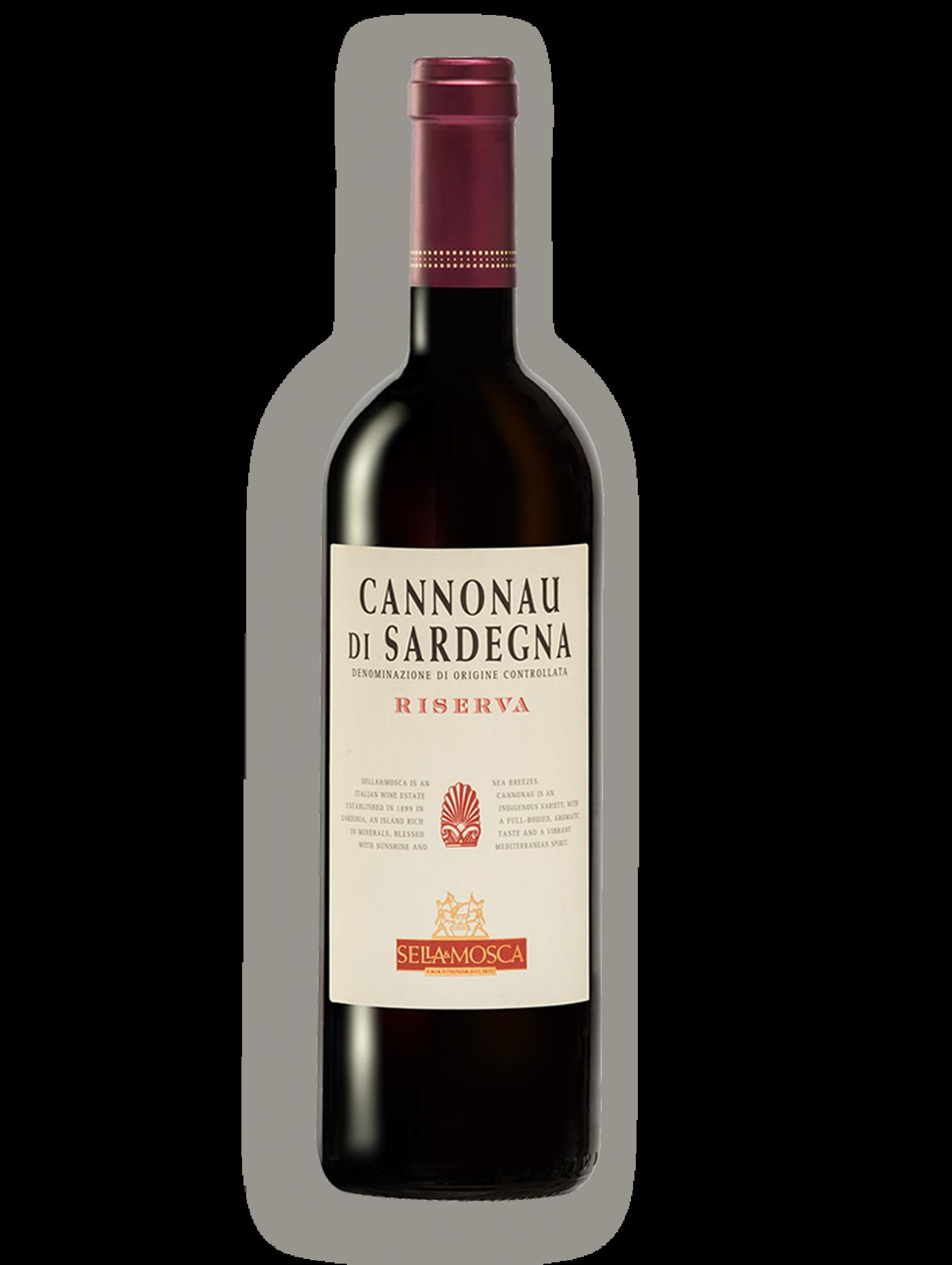 Cannonau di sardegna riserva D.O.C.