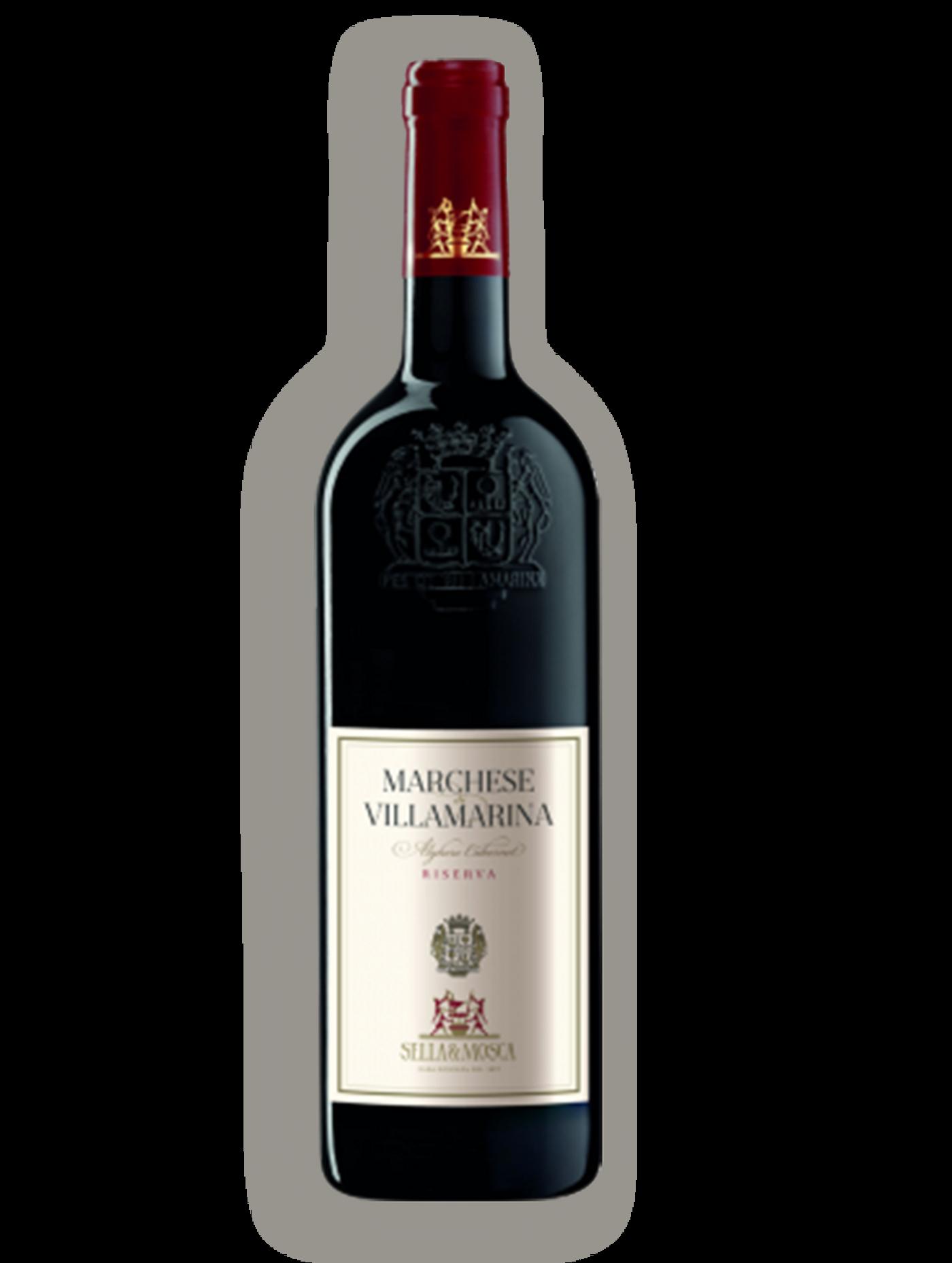 Alghero cabernet riserva D.O.C. marchese di villamarina