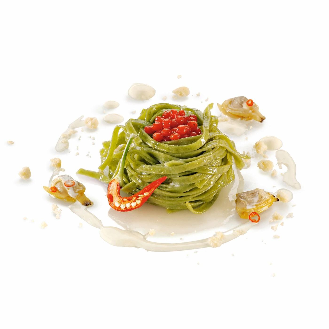 receta de Taglioline Verdi