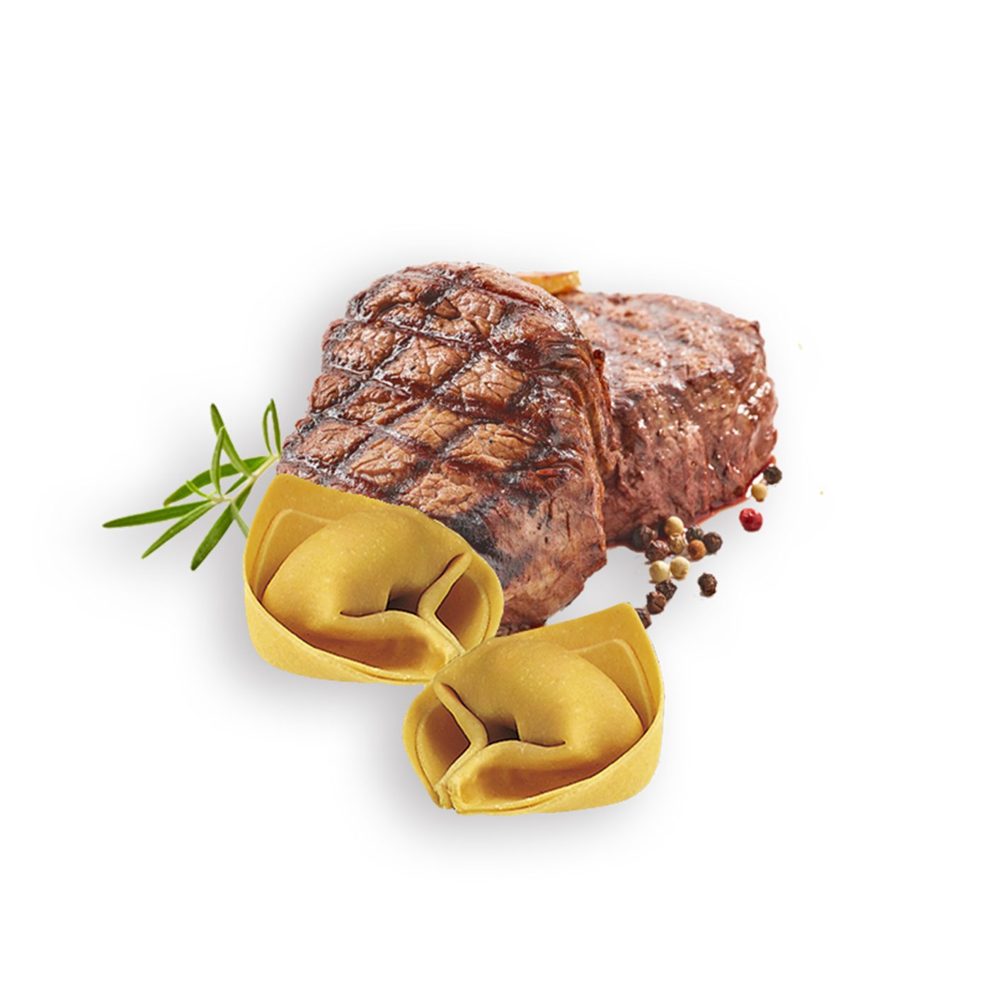 Tortellini con carne