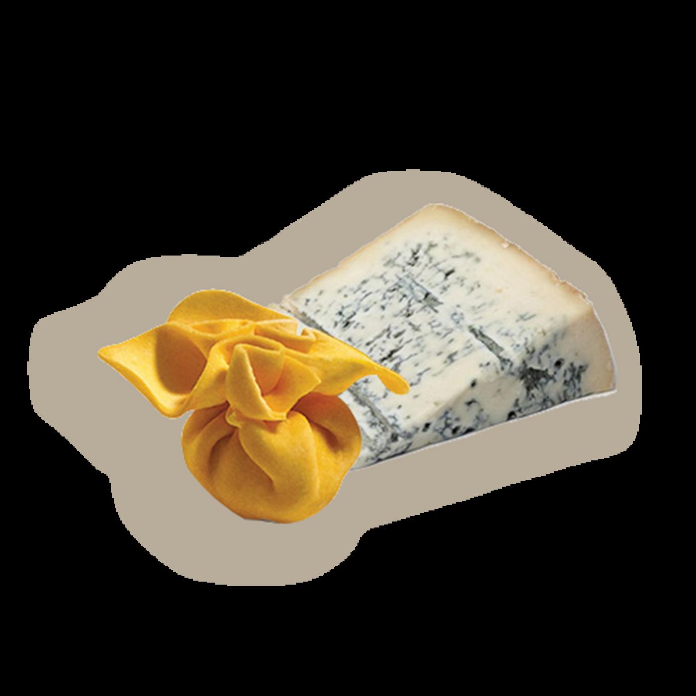 Fiocchetti de gorgonzola