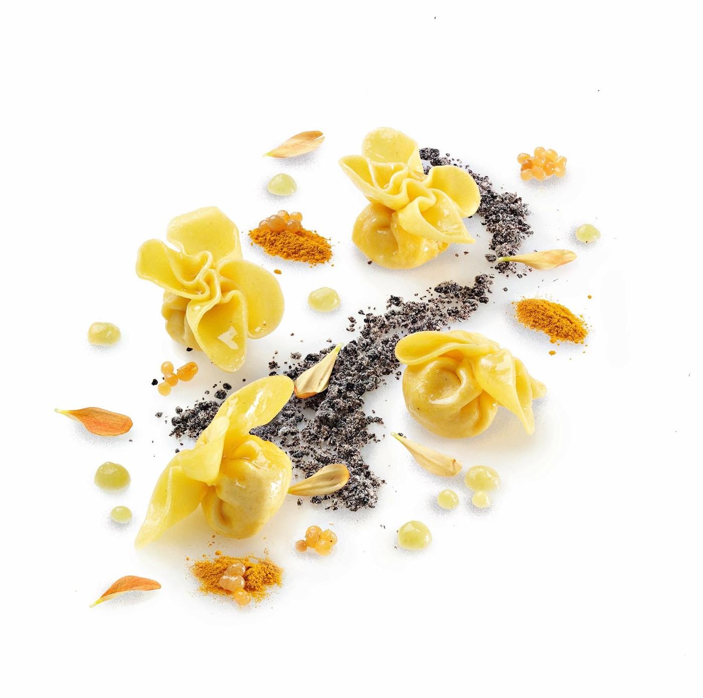receta de Fiocchi De Queso Y Peras