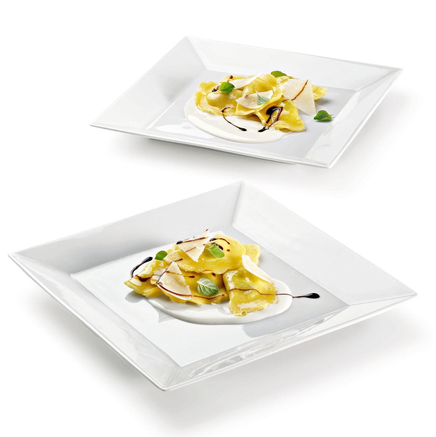 receta de Tortelli Mezzaluna Con Ricotta Y Espinacas