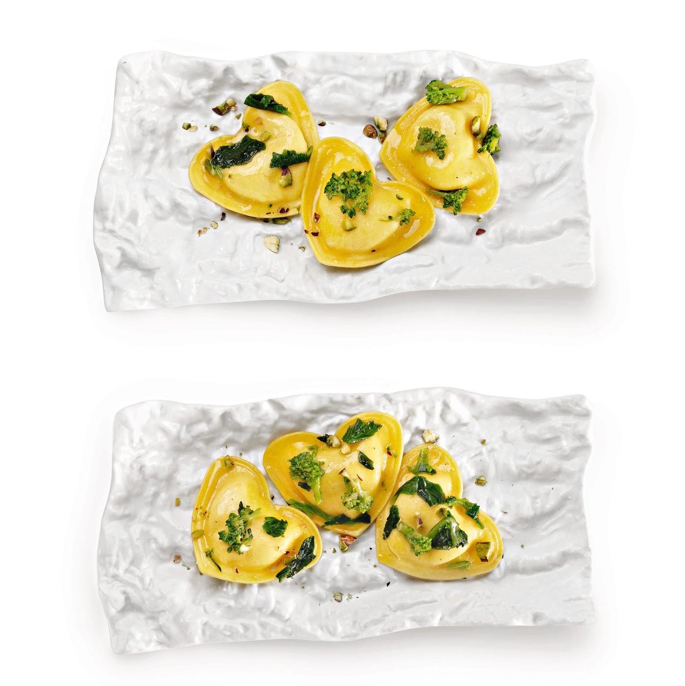 receta de Cuori con quesos