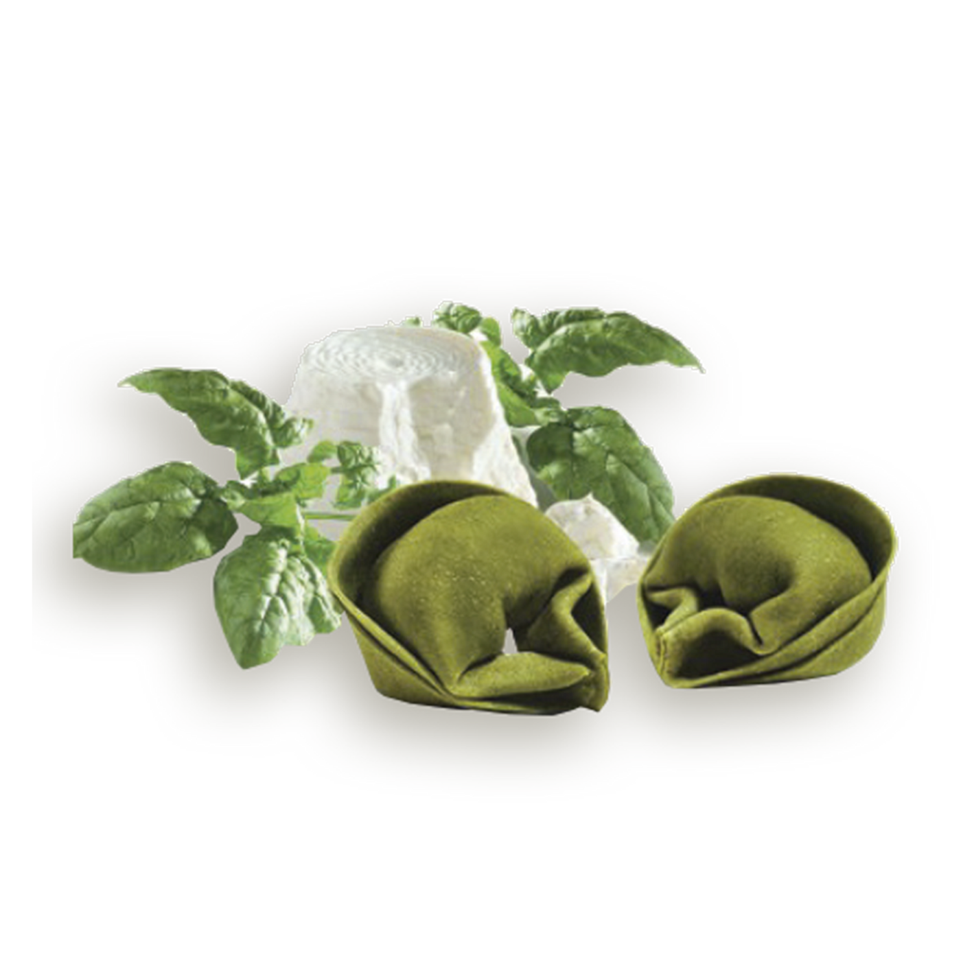 Grantortellone Verde De Ricotta Y Espinacas