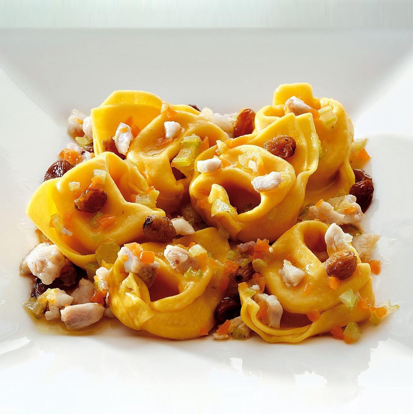 receta de Balanzoni Con Parmigiano
