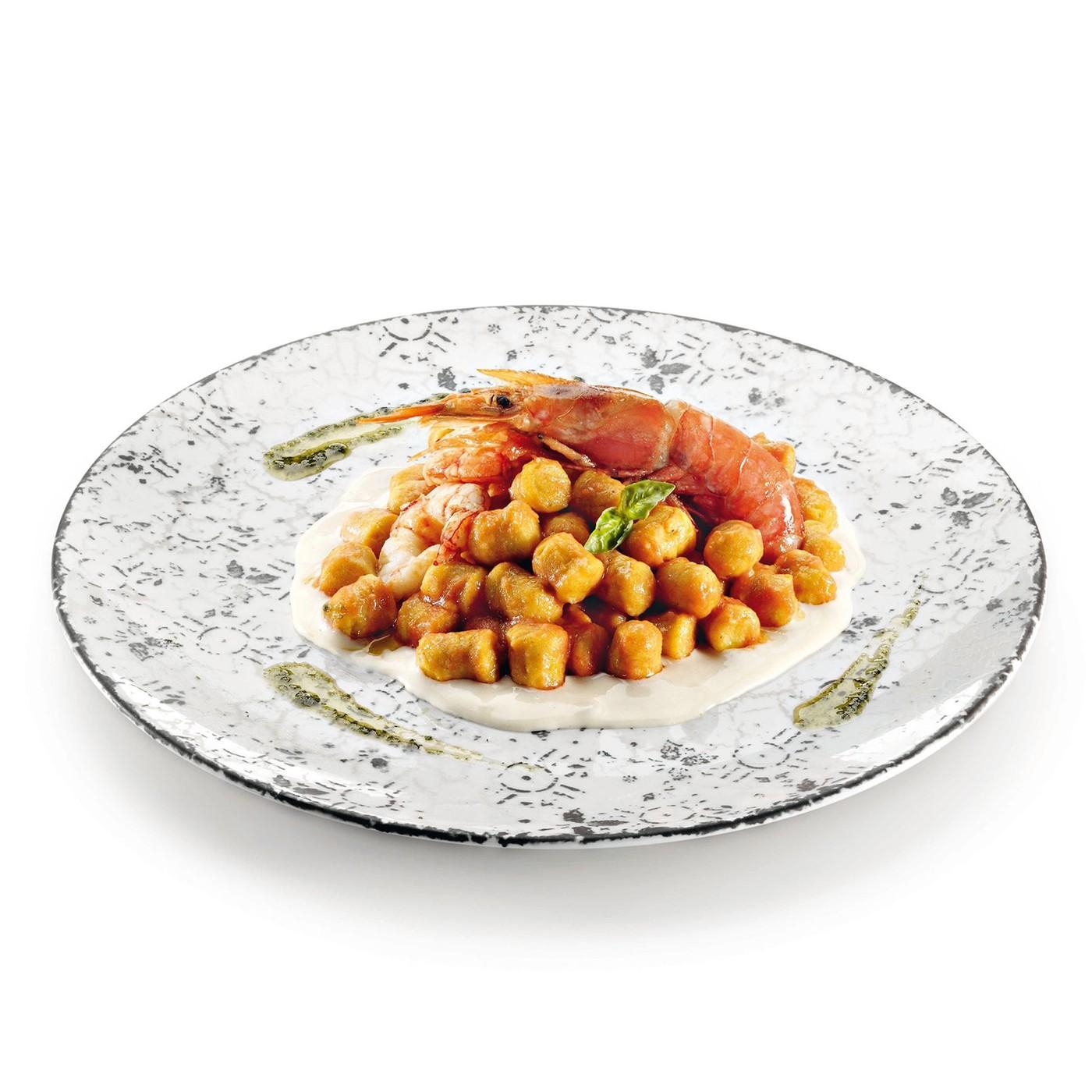receta de Gnocchi Artesanales Con Calabaza