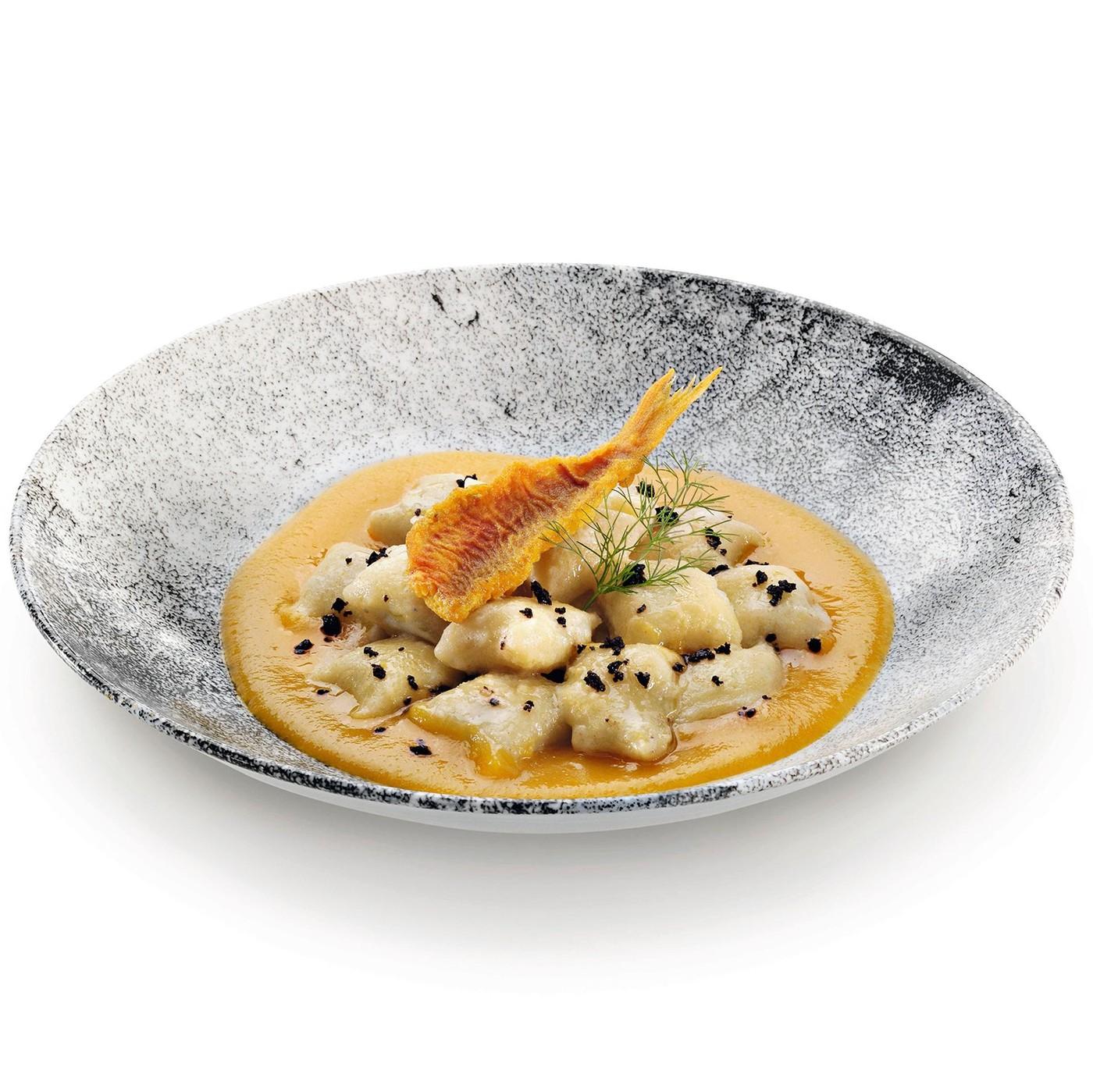 receta de Gnocchi Relleno De Gorgonzola