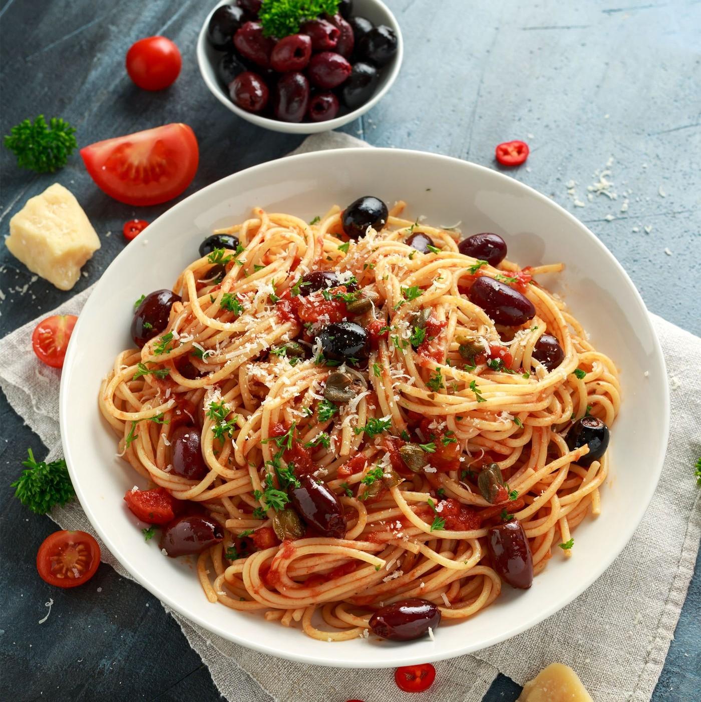 receta de Spaghetti de sémola precocido
