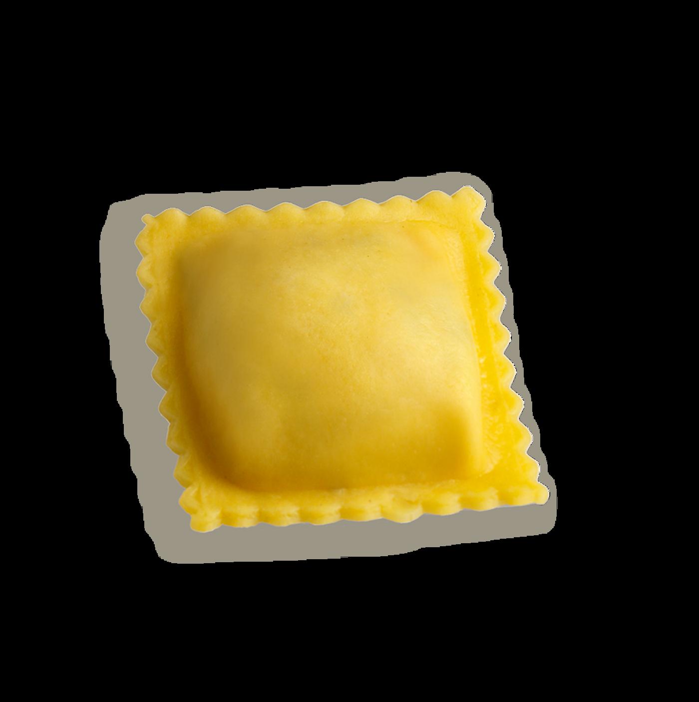 Tortelli Con Mozzarella De Bufala, Tomate Y Albahaca