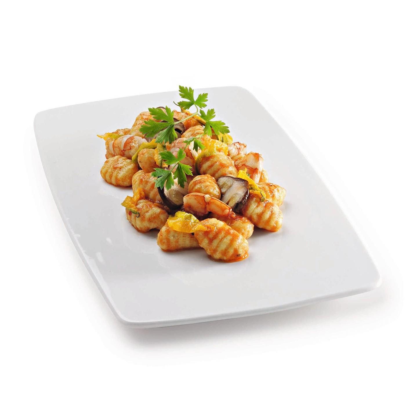 """receta de Gnocchi De Patata """"Linea Oro"""""""