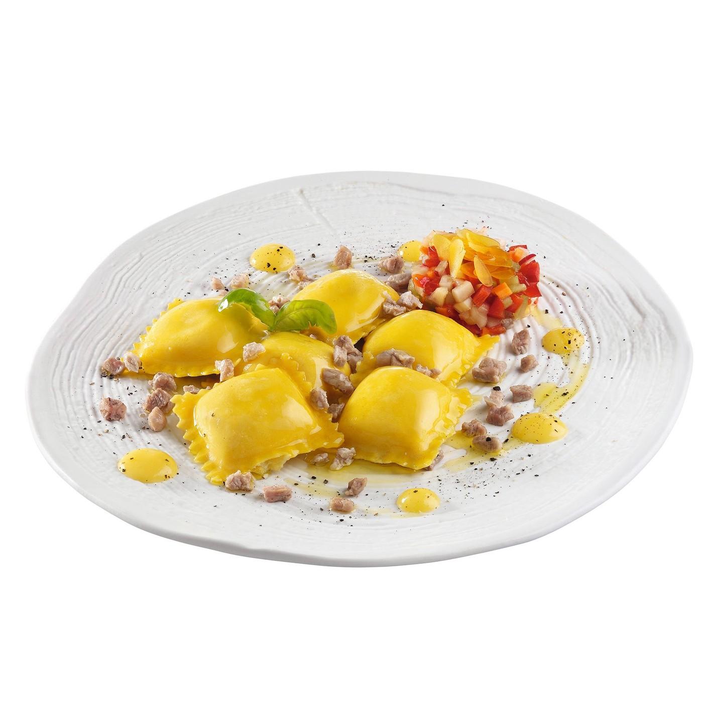 receta de Scrigni Rellenos De Cigalas