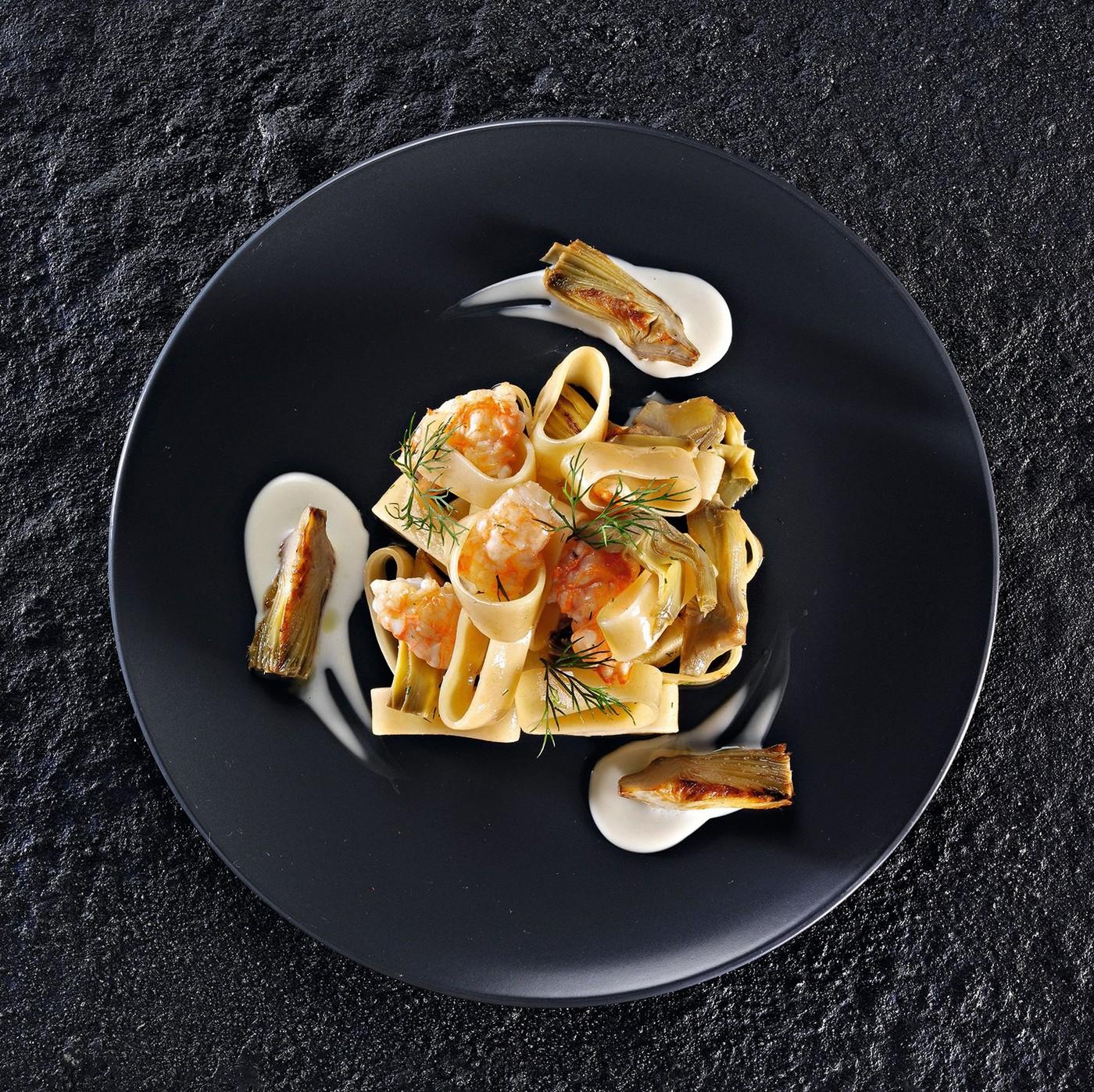 receta de Calamarata