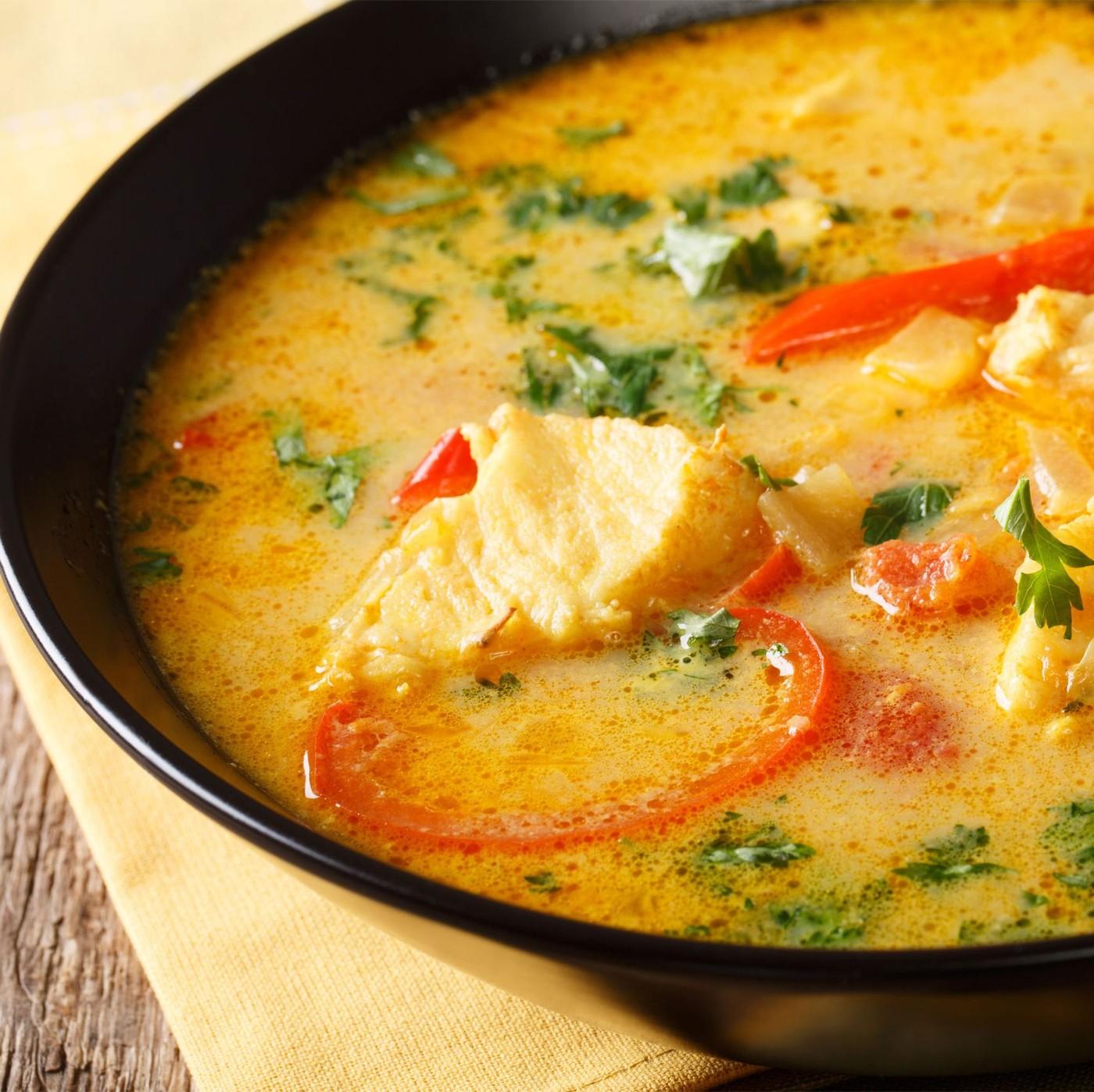 receta de Salsa De Azafrán