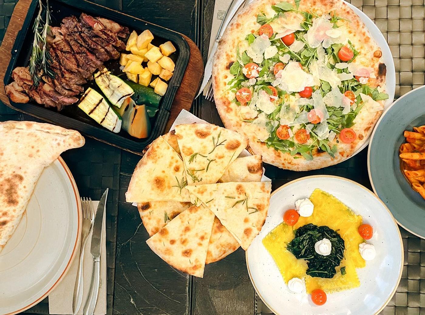 Rossini, gastronomía y servicio en pleno barrio Gótico de Barcelona