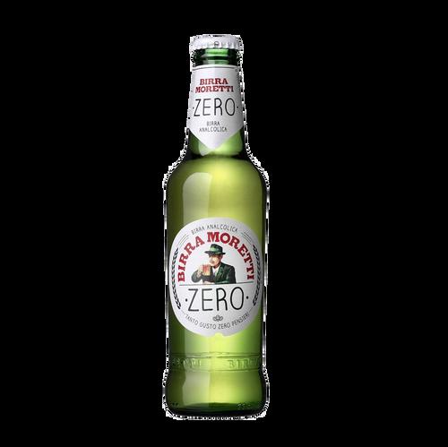 Cerveza Moretti Cero