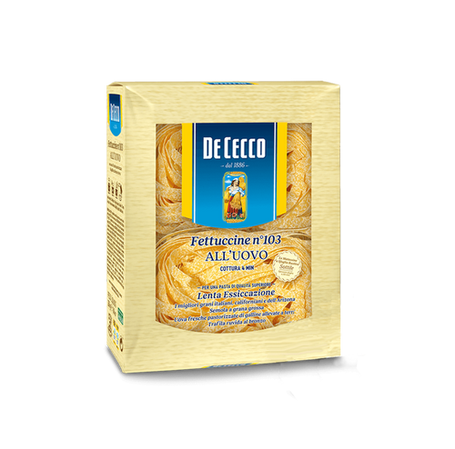 Fettuccine All´uovo N.103