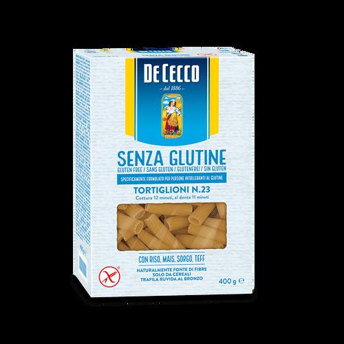 Tortiglioni Nº23 Sin Gluten