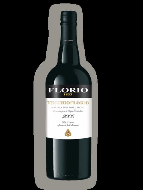 """D.O.C. Marsala Superiore Vecchio Florio """"Secco"""" (Sicilia)"""