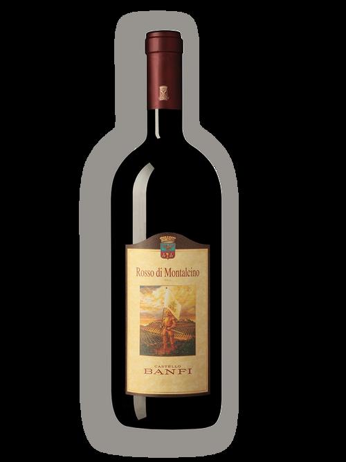 Rosso Di Montalcino Castello Banfi D.O.C.