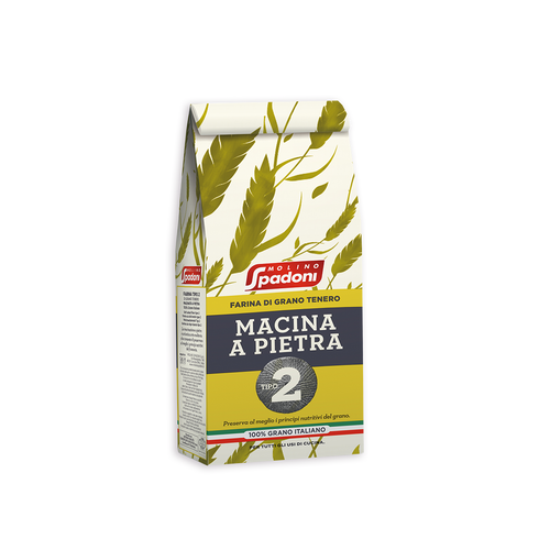 """Harina De Trigo Tierno Tipo """"2"""" Molida A La Piedra"""
