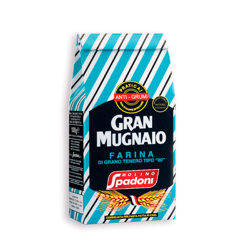 "Harina De Trigo Tierno ""00"" Anti-grumos"