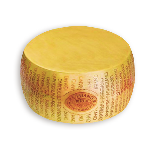 Parmiggiano Reggiano Dop Rueda 18 Meses