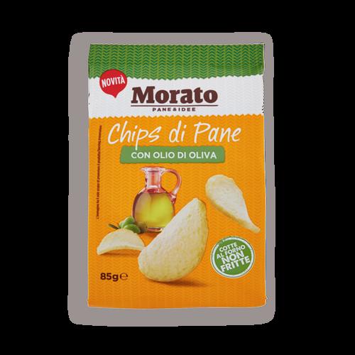 Chips De Pan Con Aceite De Oliva