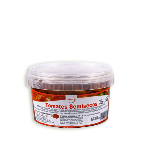 Tomates Semi Secos