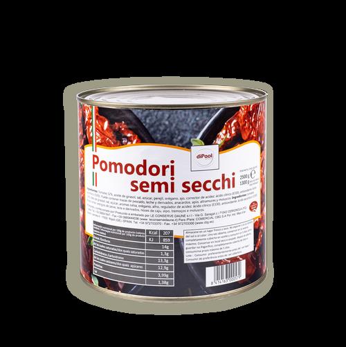Tomates Semisecos En Aceite
