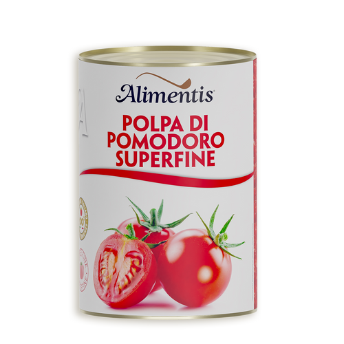 "Pulpa De Tomate ""Superfina"""